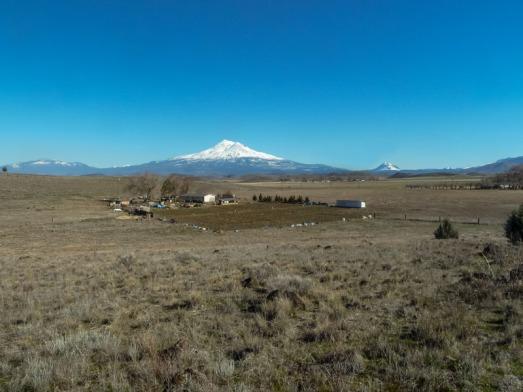Bob Swanson captures a nice view of Homeward Bounty Farm