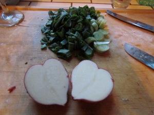Heart Potatoes!
